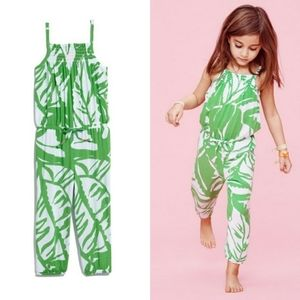 NWT Lilly Pulitzer x Target Leaf Print Jumpsuit